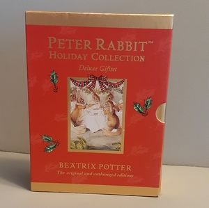 Peter Rabbit Holiday Book Box Collection
